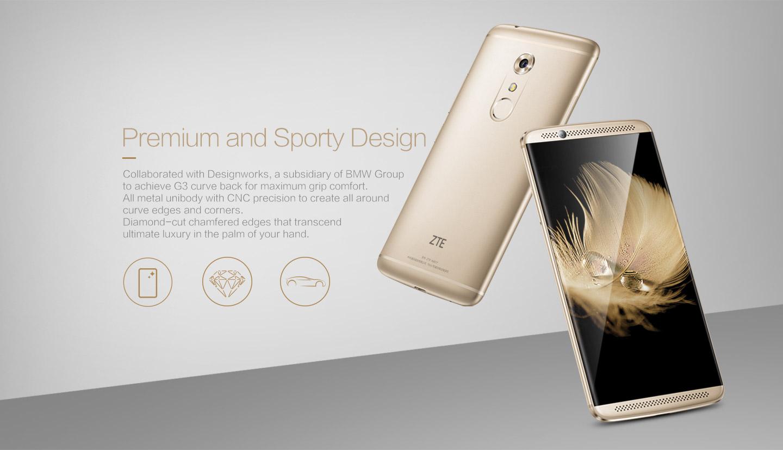 ZTE AXON 7 Smartphone